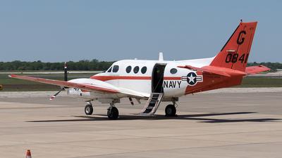 160841 - Beechcraft T-44A Pegasus - United States - US Navy (USN)