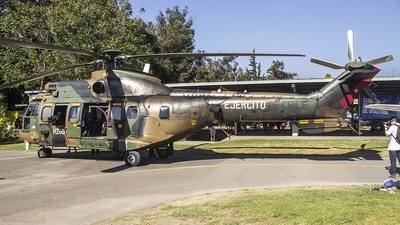 H-280 - Eurocopter AS 532AL Cougar - Chile - Army