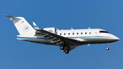 TC-ASL - Bombardier CL-600-2B16 Challenger 604 - Private