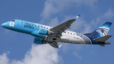 SU-GDG - Embraer 170-100LR - EgyptAir Express