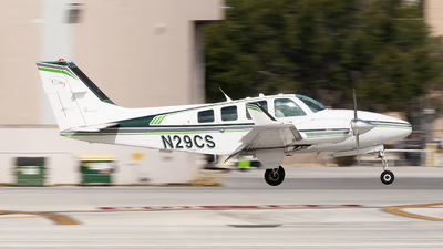 N29CS - Beechcraft 58 Baron - Private