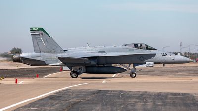 164247 - McDonnell Douglas F/A-18C Hornet - United States - US Marine Corps (USMC)