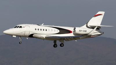 XA-CHD - Dassault Falcon 2000LX - Private