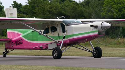 A picture of GWGSC - Pilatus PC6/B2H4 Turbo Porter - [848] - © Bernd K