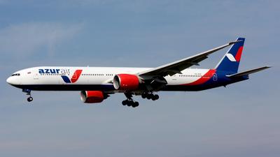 VQ-BZF - Boeing 777-367ER - Azur Air