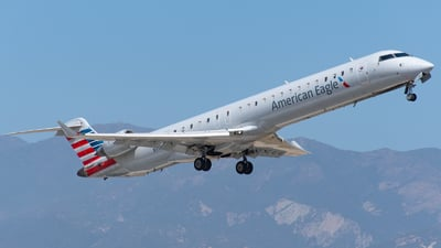 A picture of N910FJ - Mitsubishi CRJ900ER - American Airlines - © Beck Ramsey