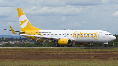 LV-HKS - Boeing 737-8AS - Flybondi