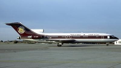 A7-AAB - Boeing 727-2P1(Adv) - Qatar - Amiri Flight