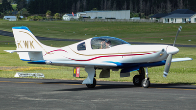 A picture of ZKKWK - Neico Aviation Lancair 320 - [360001] - © Levi Daniel