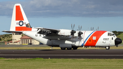 2007 - Lockheed Martin HC-130J Hercules - United States - US Coast Guard (USCG)