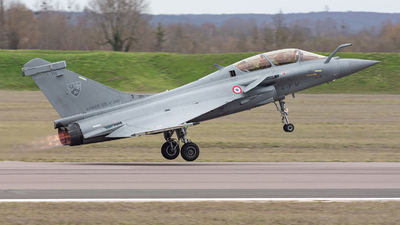 356 - Dassault Rafale B - France - Air Force
