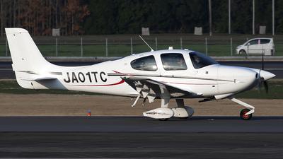 JA01TC - Cirrus SR20 - Japan - Civil Aviation College