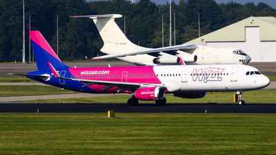 A picture of HALXS - Airbus A321231 - Wizz Air - © C. v. Grinsven