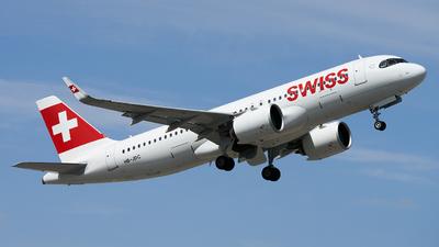 A picture of HBJDC - Airbus A320271N - Swiss - © Fernando Roca