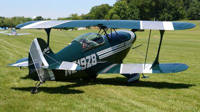 N519ZB - Pitts S-2B Special - Private