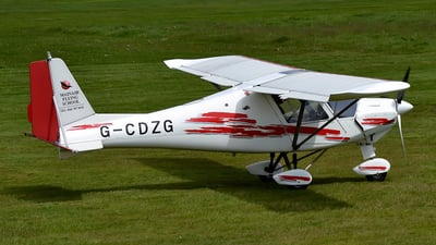 A picture of GCDZG - Ikarus C42 FB80 - [06046808] - © ben roberts