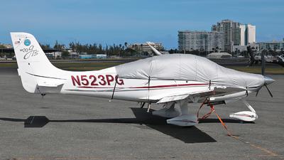 N523PG - Cirrus SR20-G3 GTS - Private