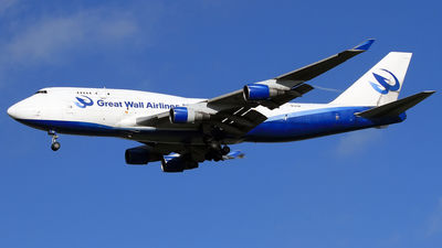 B-2430 - Boeing 747-412(BCF) - Great Wall Airlines
