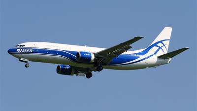 VQ-BFR - Boeing 737-48E(SF) - Atran - Aviatrans Cargo Airlines