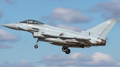 ZK309 - Eurofighter Typhoon FGR.4 - United Kingdom - Royal Air Force (RAF)