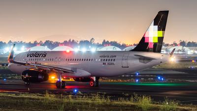 N526VL - Airbus A320-233 - Volaris