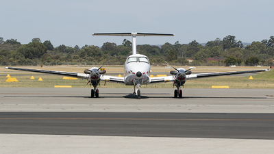 VH-LAB - Beechcraft 200 Super King Air - Air Affairs Australia