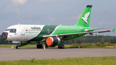 5N-FNE - Airbus A319-113 - First Nation Airways