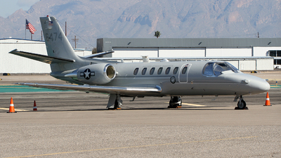 166474 - Cessna UC-35D Citation Encore - United States - US Marine Corps (USMC)