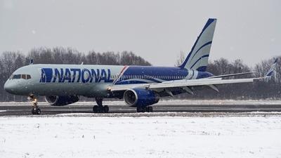 N567CA - Boeing 757-223 - National Airlines