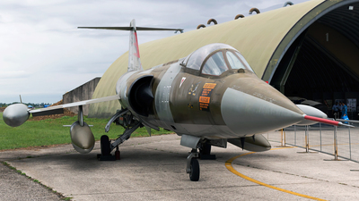MM6651 - Lockheed RF-104G Starfighter - Italy - Air Force