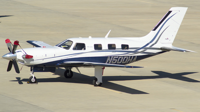 N500HA - Piper PA-46-500TP Meridian - Private