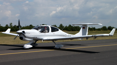 D-ENCS - Diamond DA-40D Diamond Star TDI - Private