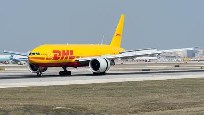 D-AALQ - Boeing 777-FBT - DHL (AeroLogic)