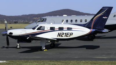 N21EP - Piper PA-46-500TP Malibu Meridian - Private