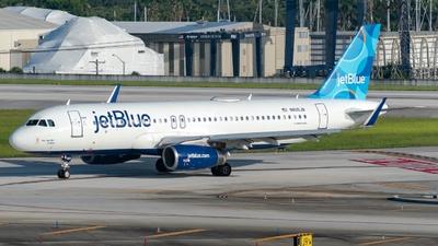 N805JB - Airbus A320-232 - jetBlue Airways