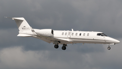 N95VS - Bombardier Learjet 45 - Private