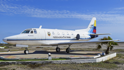 FAE049 - North American Sabreliner 60 - Ecuador - Air Force