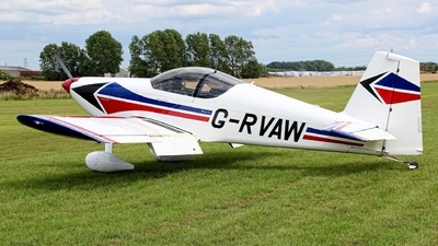 G-RVAW - Vans RV-6 - Private