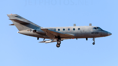 TM.11-3 - Dassault Falcon 20D - Spain - Air Force