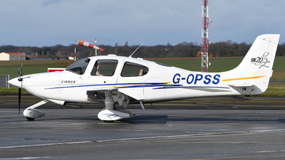 G-OPSS - Cirrus SR20-G2 - Private