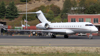 N154QS - Bombardier BD-700-1A10 Global 6000	 - NetJets Aviation