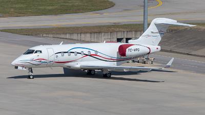 TC-VPG - Bombardier BD-100-1A10 Challenger 300 - Palmali Air