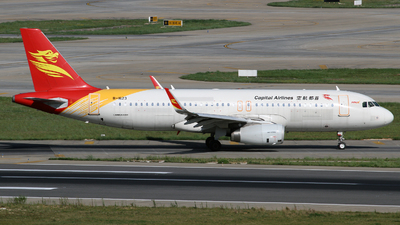 B-1623 - Airbus A320-232 - Capital Airlines