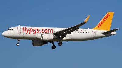TC-DCI - Airbus A320-214 - Pegasus Airlines