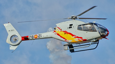 HE.25-2 - Eurocopter EC 120B Colibri - Spain - Air Force