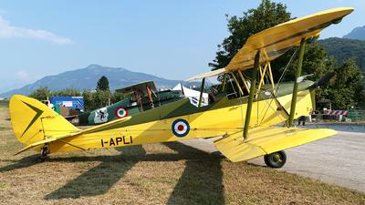 I-APLI - De Havilland DH-82 Tiger Moth - Private