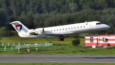 RA-67234 - Bombardier CRJ-200ER - Severstal Air Company