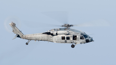 166360 - Sikorsky MH-60S Knighthawk - United States - US Navy (USN)