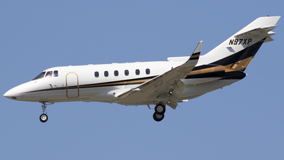 N97XP - Raytheon Hawker 800XP - Private