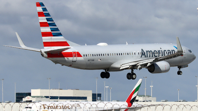A picture of N876NN - Boeing 737823 - American Airlines - © Xiamen Air 849 Heavy